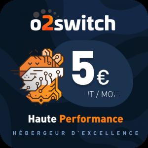 O2switch le meilleur hébergeur français